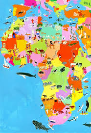 World Map Of Africa by 104 Best Africa Maps Images On Pinterest Africa Map South
