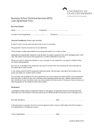 business loan agreement template free south africa word form