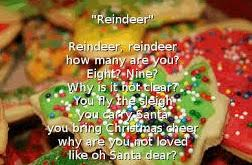 funny cute funny christmas poems kids