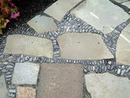 Snap Together Slate Patio Tiles by How To Create A Mosaic Patio How Tos Diy
