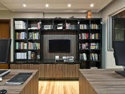home decor winnipeg creative home office ideas minimalist desk built cabinetry design