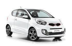kia picanto kia reveals a new u0027white u0027 version of the picanto car news
