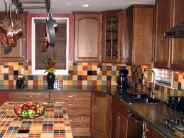 Ceramic Tile Backsplash Kitchen Home Design 85 Glamorous Kitchen Tile Backsplash Picturess