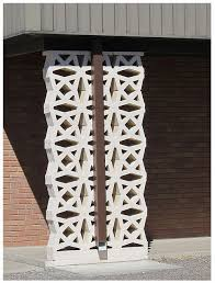 Decorative Cinder Blocks Best 25 Concrete Blocks Ideas On Pinterest Decorative Concrete