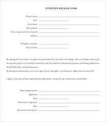 release form template templates franklinfire co