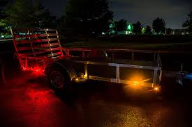 rectangle led truck and trailer lights 3 3 4 led side clearance