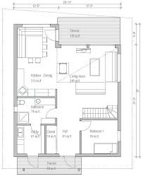 small efficient home plans floor plan eye on design by dan gregory