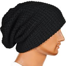 glã hbirne le design mens slouchy beanie knit cap for summer winter oversize b08