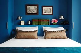 download blue wall paint home design