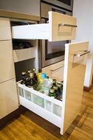 Hidden Kitchen Storage Oil Drawer Spice Drawer Hidden Drawer Www
