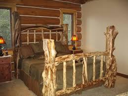 21 best log beds images on pinterest log bed diy and bed frames