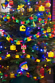 lego themed tree happiness is