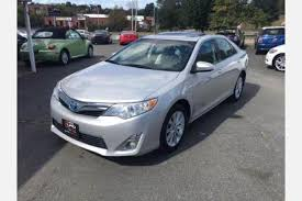 toyota xle used for sale used toyota camry hybrid for sale in baltimore md edmunds