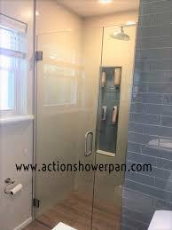 bathroom design denver bathroom remodel no curb shower denver co shower pan