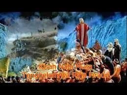 film nabi musa dan raja firaun kisah nabi musa as tenggelamnya raja firaun youtube