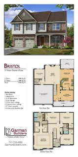 143 best floor plans images on pinterest floor plans home plans the bristol floor plan by garman builders 4 bdrms 2 5 baths 2 stories