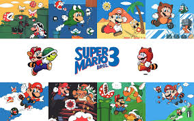 super mario bros 3 wallpaper fistfulofyoshi deviantart