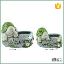 Animal Pots by Terracotta Animal Planters Terracotta Animal Planters Suppliers