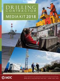 2018 dc editorial calendar u0026 media kit drilling contractor