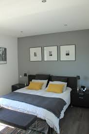 chambre gris emejing chambre jaune moutarde et gris gallery design trends
