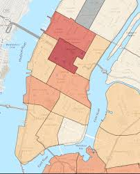 New York Crime Map by Mapping With Public Data