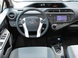 Interior Of Toyota Prius Toyota Prius C Price Modifications Pictures Moibibiki