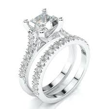 wedding ring sets for him and cheap wedding rings set blushingblonde