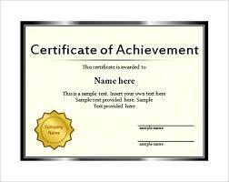 free printable certificate templates download free u0026 premium