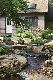 best unbelievable backyard waterfalls and ponds 5486