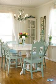 Aqua Dining Room Colored Dining Room Chairs At Best Home Design 2018 Tips