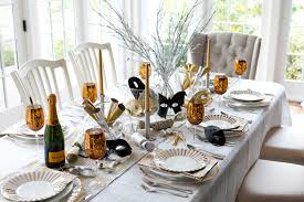 New Years Eve Banner Decorations by Best Table Decorations With Vintage Tableware For Welcoming New