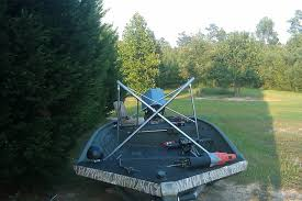 Duck Boat Blind Pictures Duck Hunting Chat U2022 My Boat Blind Build Waterfowl Boats Motors