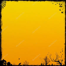the halloween tree background orange halloween background u2014 stock photo magicinfoto 4734846