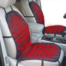 Electric Heated Cushion Winter 12v Car Electric Heated Cushion Carbon Fiber Far Infrared