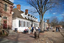 Colonial Williamsburg taps Ghislain d Humieres to head core operations