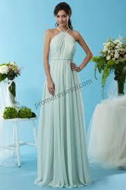 halter bridesmaid dresses prom dresses more color chiffon halter bridesmaid dress 7444