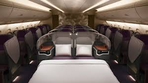 singapore airlines u0027 double bed suites shake up flying cnn travel