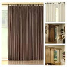 fancy ideas grommet curtains for sliding glass doors imposing