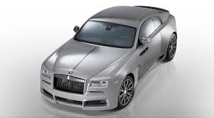 roll royce tuning spofec gives the rolls royce wraith some more body