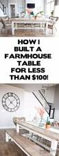 Bench Style Dining Room Tables Best 25 Bench Kitchen Tables Ideas On Pinterest Bench For