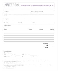 23 receipt templates free u0026 premium templates