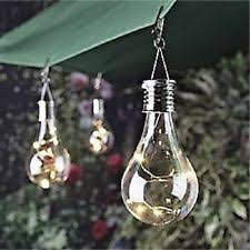 solar powered outdoor light bulbs solar firefly light bulb hanging popular led filament bulb solar