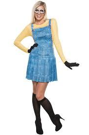minions costume for toddlers female minion costume purecostumes com