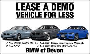 bmw lease programs bmw of bmw dealership in pa 19333