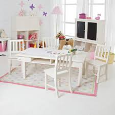 classic playtime vanilla deluxe activity table with free paper