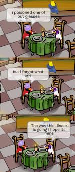 Club Penguin Memes - goold ol club penguin meme by skunkinouz memedroid