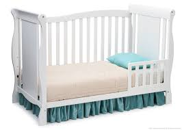 How To Convert A Crib To Toddler Bed Brookside 4 In 1 Crib Delta Children