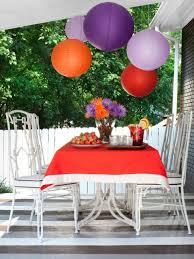 outdoor party decorations outdoor party decorating ideas food network summer party ideas