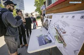 tiny house show held in vancouver canada xinhua english news cn