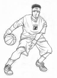 fast sketch of sports movements basketball by thb886 on deviantart